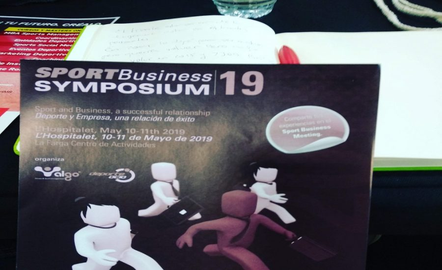 crónica del evento sport business symposium 2019