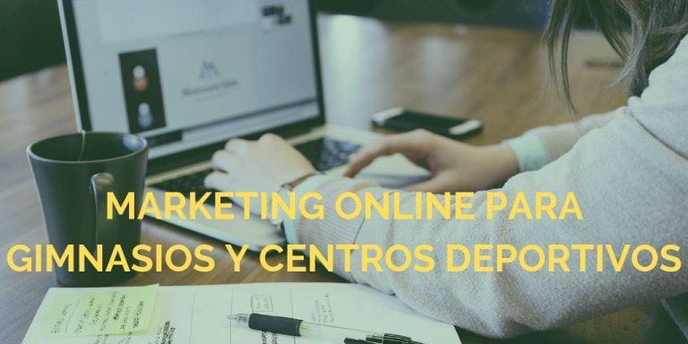 descripción de herramientas de marketing online para gimnasios y centros deportivos