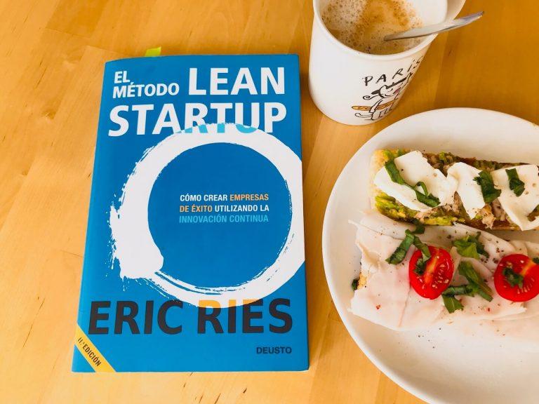 Reseña de libro El método Lean Startup de Eric Ries