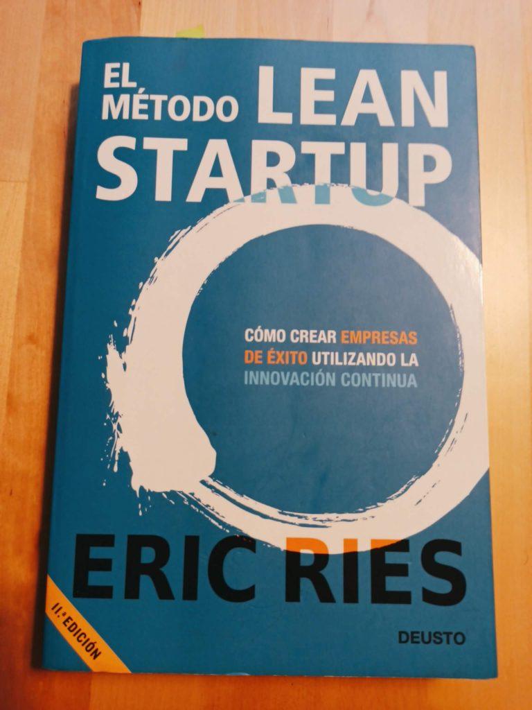 portada libro El método Lean Startup