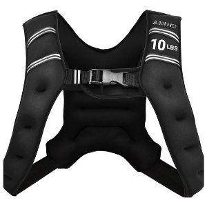 Chaleco con peso para correr Aduro Sports 4,5 kilos