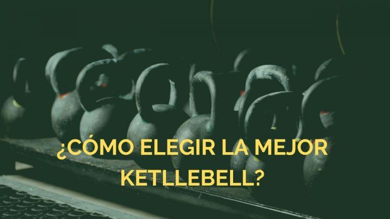 guía de compra de la mejor kettlebell